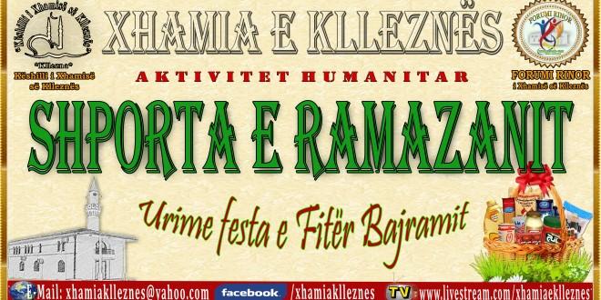 AKTIVITETET E KURBAN BAJRAMIT – TV TEUTA, 03.10.2014