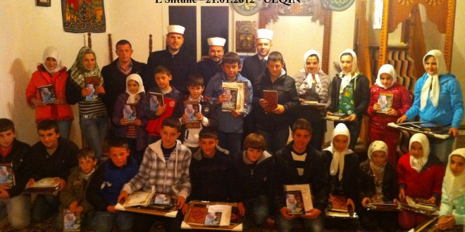Ndarja e shpërblimeve për nxënësit e Nivelit të Parë