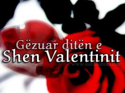 Shën Valentini dhe Dita e Dashurisë