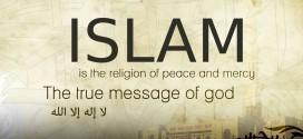 Islami është mirësjellje për të tjerët