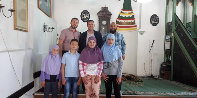 Nxënësit nga Kllezna përfaqësues në garat Republikane në Mesim-Besim
