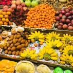 Фрукты-на-рынке-Паттайя-Парк