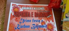 SHPORTA E KURBAN BAJRAMIT 2020